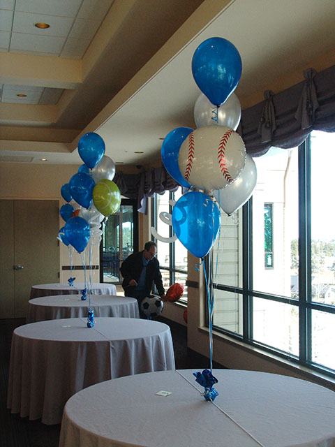 Bar Mitzvah Balloons colorado