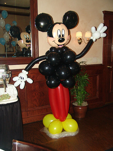 mickey mouse balloons denver